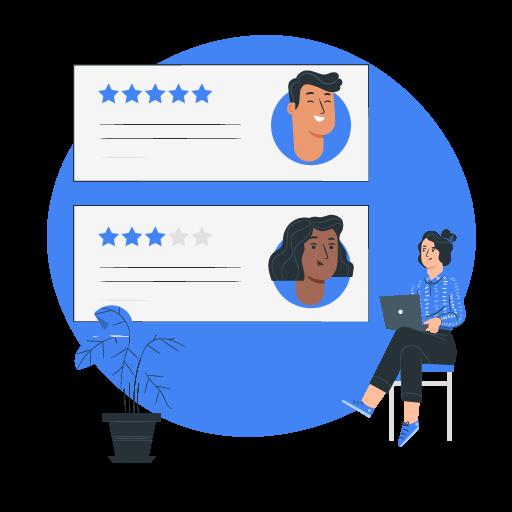 customer review generator